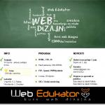 Web Edukator - Kurs Web Dizajna